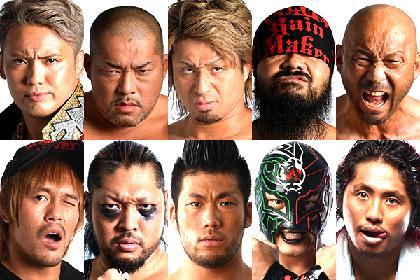 10月7日はCHAOS vs L・I・Jの10人タッグ戦に注目! 新日本プロレス魚沼大会の全カード決定