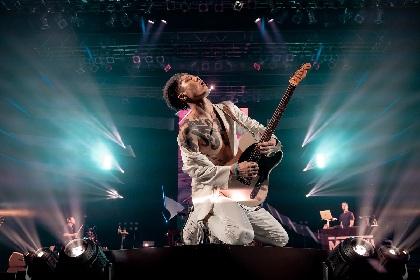 MIYAVI LDH移籍後初アルバムを2020年に2枚発売&全国5都市巡るジャパンツアー開催も決定