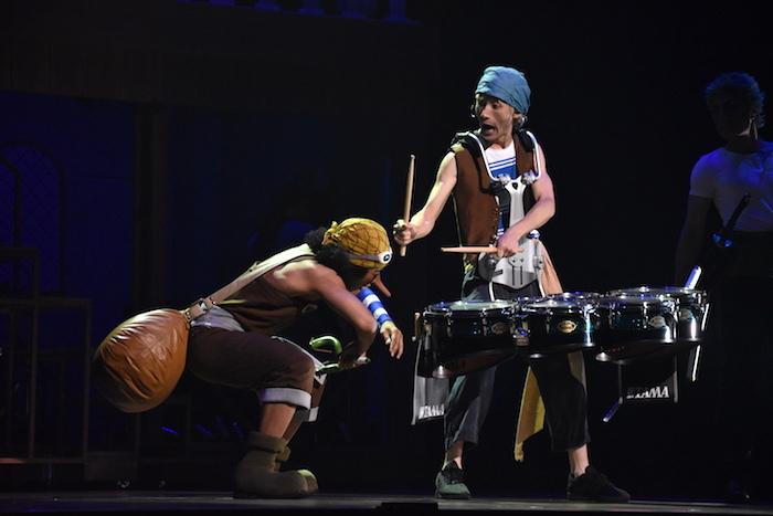 『ワンピース音宴〜イーストブルー編〜』プレスコールの様子