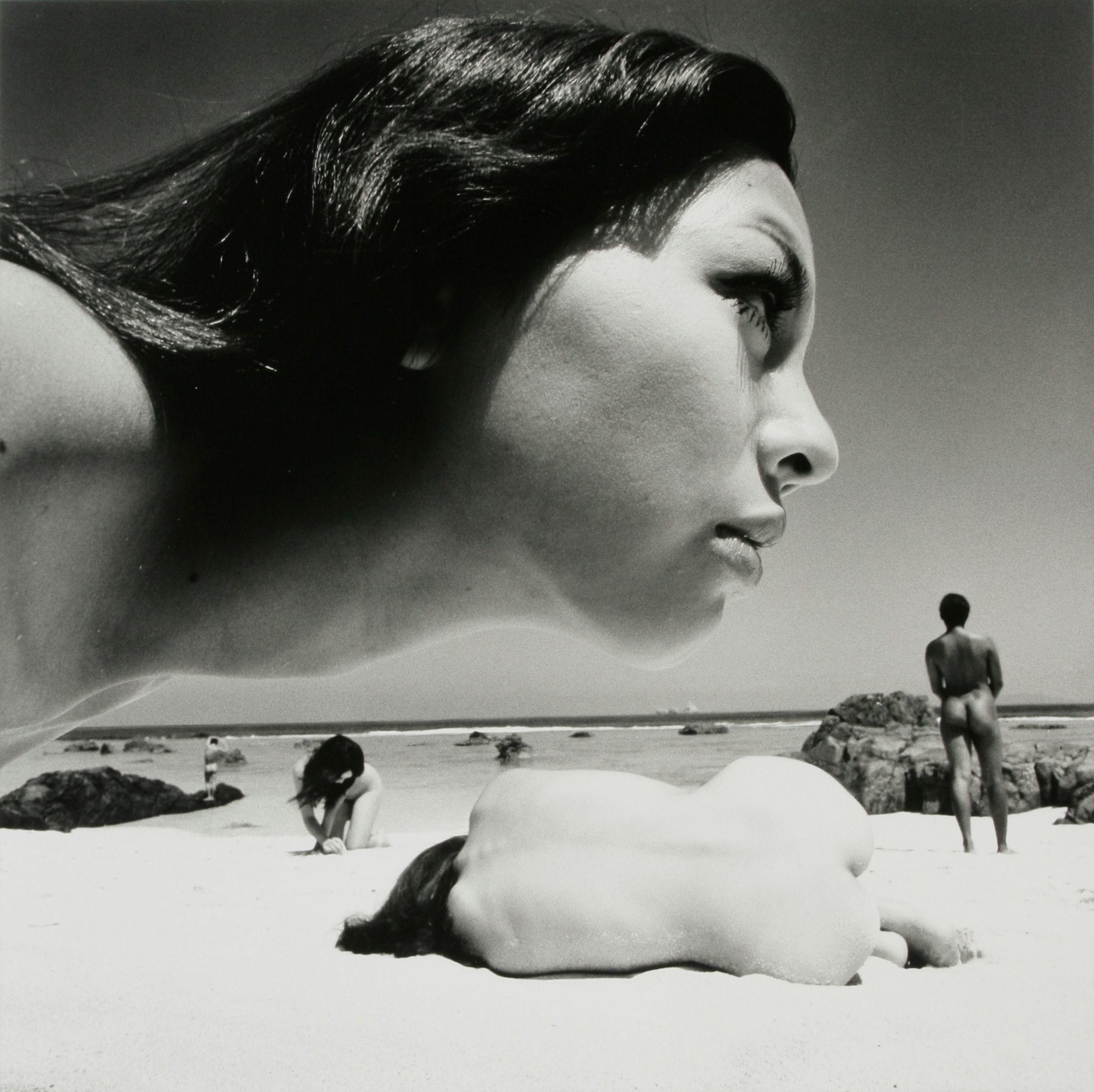 篠山紀信(日本、1940) 《誕生》1968年 (C)Kishin Shinoyama