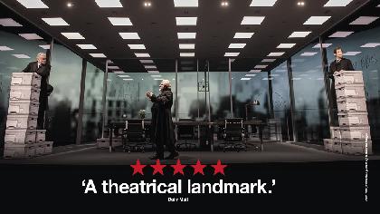 サム・メンデス、『リーマン・トリロジー』のインタビュー映像が公開 「ナショナル・シアター・ライブ(NTLive)」