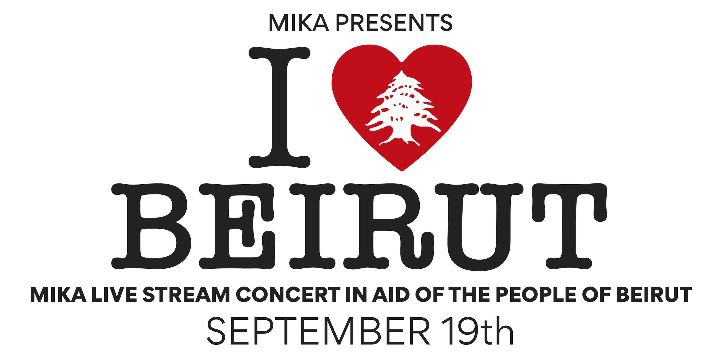 慈善コンサート『I love Beirut』