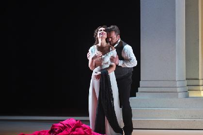 新国立劇場《エウゲニ・オネーギン》~チャイコフスキーの傑作オペラでシーズン開幕