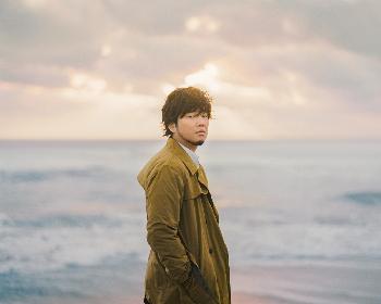秦 基博、弾き語りアルバム第2弾『evergreen2』のリリースが決定 新ビジュアルも解禁