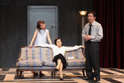 大竹しのぶ・多部未華子・段田安則が演劇バトル、シス・カンパニー公演『出口なし』東京公演が開幕