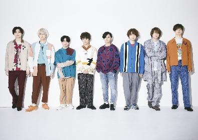 Hey! Say! JUMP、新シングル「ネガティブファイター」のアートワーク&全収録曲を公開 DECO*27、映秀。提供曲も収録