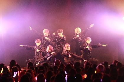 *ChocoLate Bomb!!「新しく生まれ変わることで僕らは最強の7人組になれたと思います」 7人体制お披露目ライブをレポート