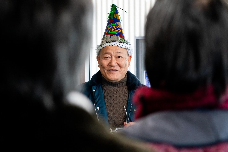 ヤスさん(漁師)役の國村隼 (C)2020「ゾッキ」製作委員会