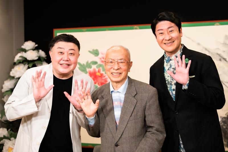 (左から)市川猿弥、市川寿猿、市川笑三郎。