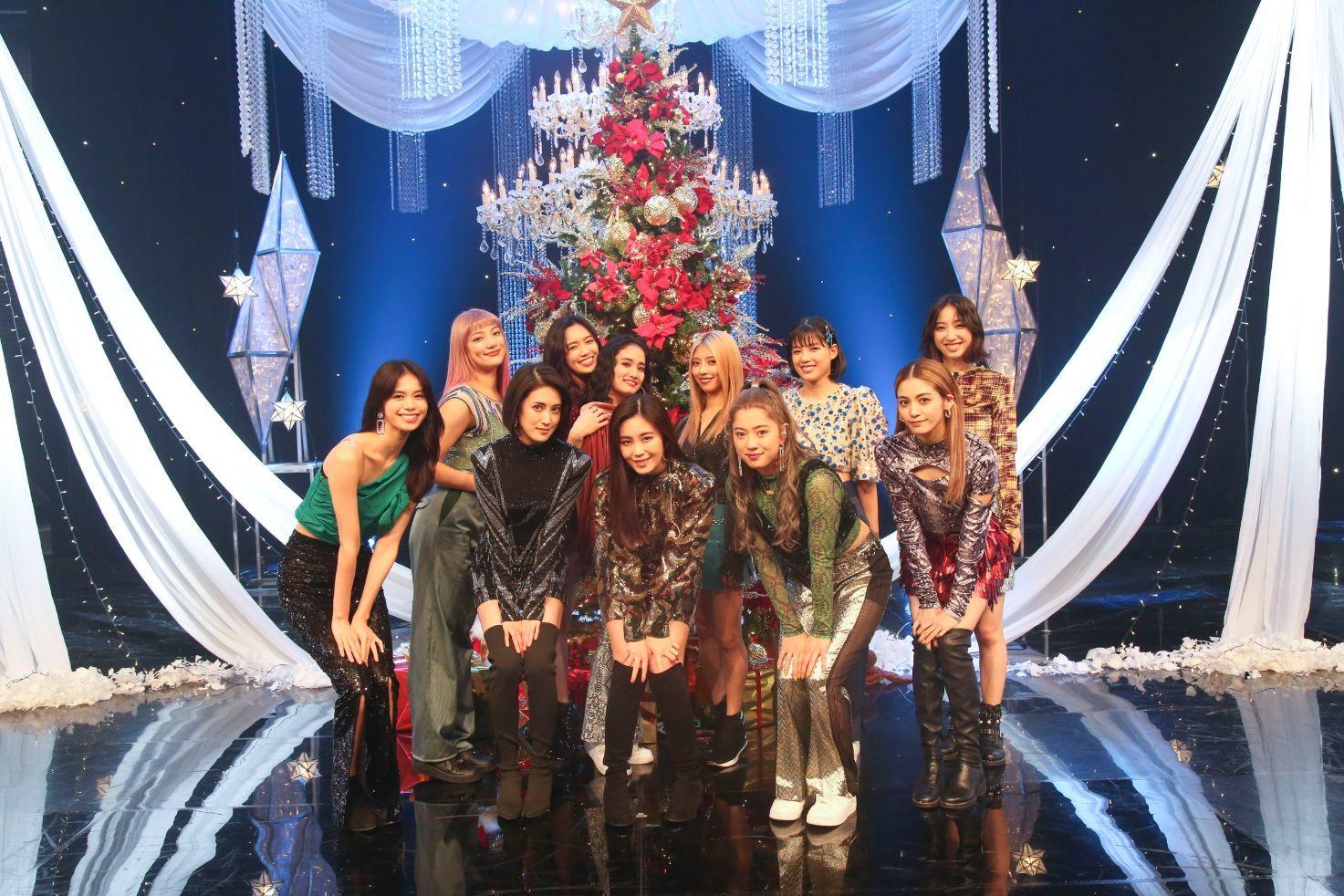 E-girls『Specil LIVE & TALK Show』