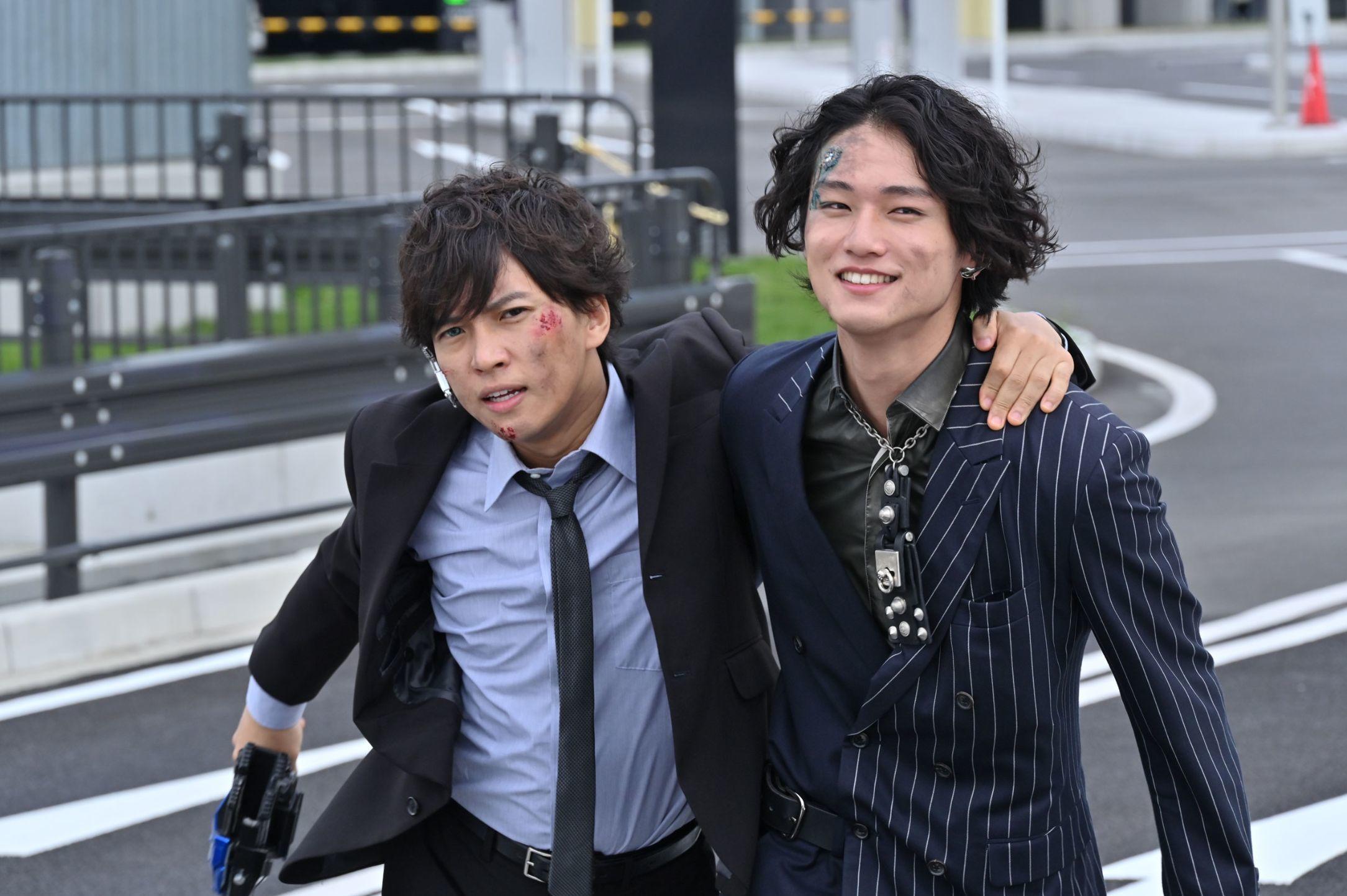 スーパーヒーロープロジェクト(C)石森プロ・テレビ朝日・ADK EM・東映