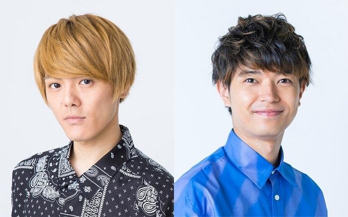 (左から)室龍太、高田翔