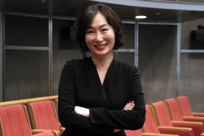 「新's Wave」CEO シン・ジョンファ プロデューサー