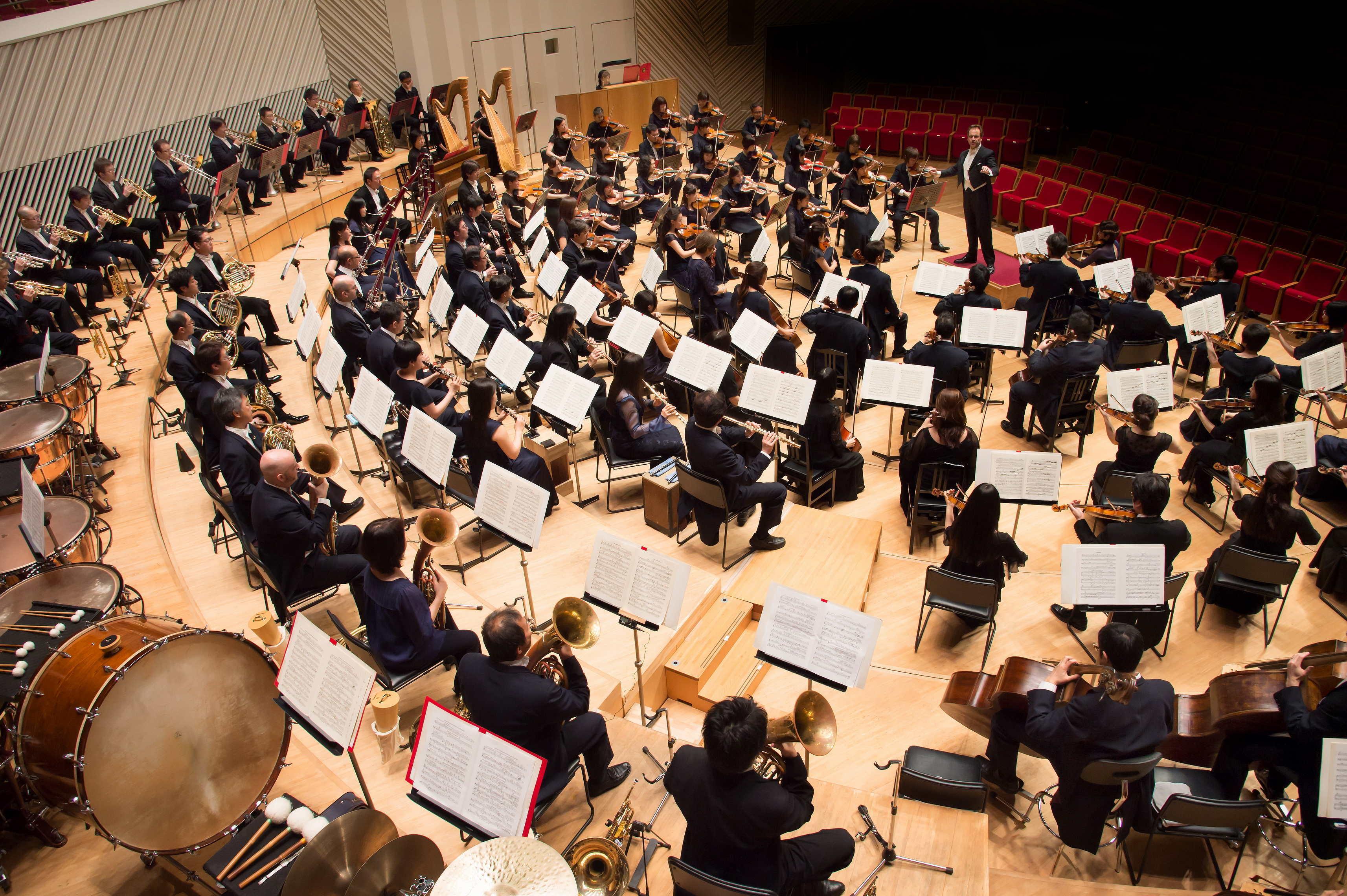 東京交響楽団が4月にシーズンを開幕するオーケストラの先陣を切ってプログラムを発表した