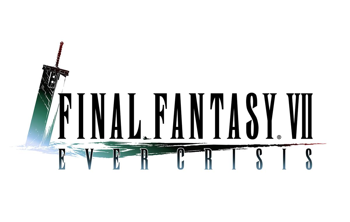 『FINAL FANTASY VII EVER CRISIS』ロゴ