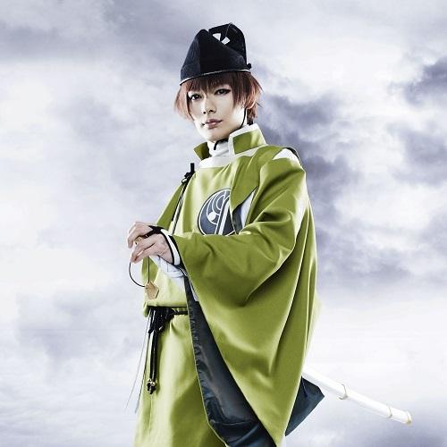 石切丸役、崎山つばさ ©ミュージカル『刀剣乱舞』製作委員会