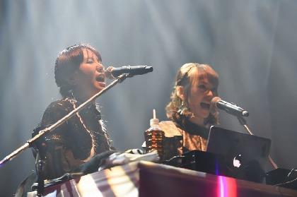 Charisma.com 二人きりで全32曲やりきった、無期限活動休止前最後のライブ