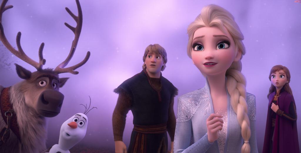『アナと雪の女王2』より (C)︎2020 Disney