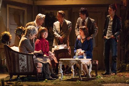 ナイロン100℃ 結成25周年を飾る第一弾公演『百年の秘密』開幕 80年にわたる二人の女性とその家族達の圧巻の人間ドラマ