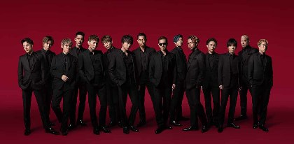 EXILE FRIDAY第4弾楽曲配信開始、EXILE TRIBE 50人が出演し心温まるLyric Videoも公開