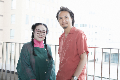 長塚圭史×白石加代子が挑む、時代を超えて語り掛けてくる舞台 KAAT神奈川芸術劇場プロデュース『常陸坊海尊』