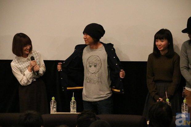『すべてがFになる』加瀬さん、種﨑さん、木戸さんインタビュー