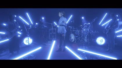 女王蜂、新作「夜天」リリースを記念してスタジオライブ映像を3日間連続で公開