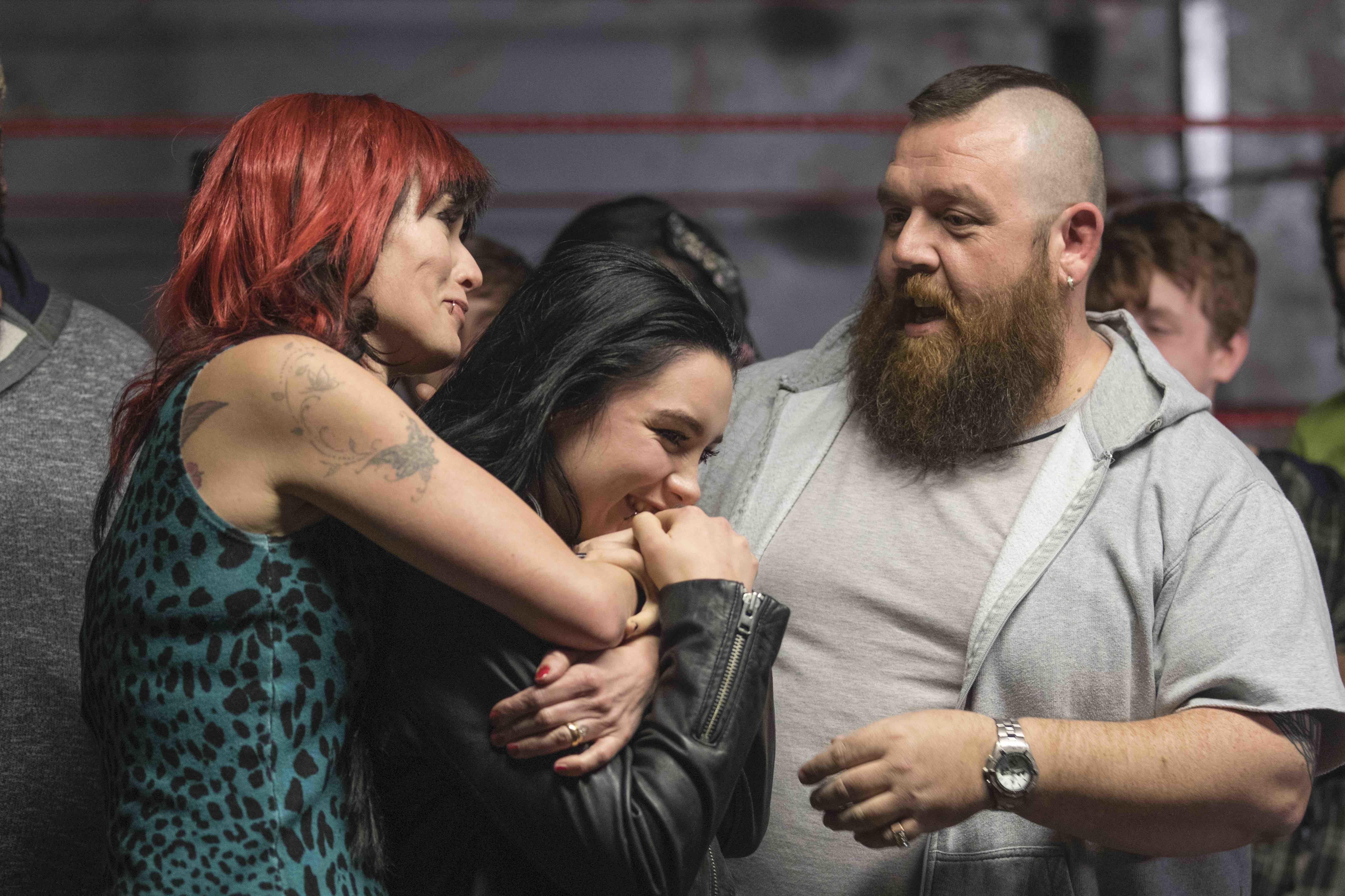 (C)2019 METRO-GOLDWYN-MAYER PICTURES INC., WWE STUDIOS FINANCE CORP. AND FILM4,