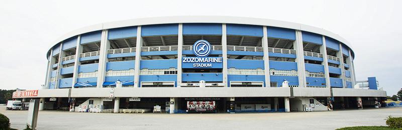 ZOZOマリンスタジアムで開催するオープン戦4試合の前売チケットを、2月9日(日)10:00から販売