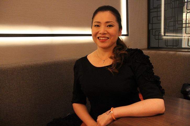 日本を代表するソプラノ歌手 並河寿美 (C)H.isojima