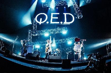 BLUE ENCOUNT、横浜アリーナワンマンライブを収録したライブ映像商品発売が決定 同公演より「バッドパラドックス」ライブ映像公開