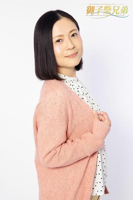 御子柴香織 役/浅田光 (C)Enthena