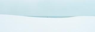 高田 祐里「taciturn」:2012 年、インクジェットプリント、900×2700mm