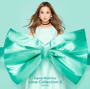 『Love Collection 2 ~mint~』通常盤
