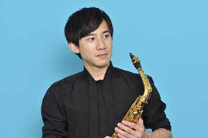 上野耕平、「The Rev Saxophone Quartet」を語る<上野祭り②>