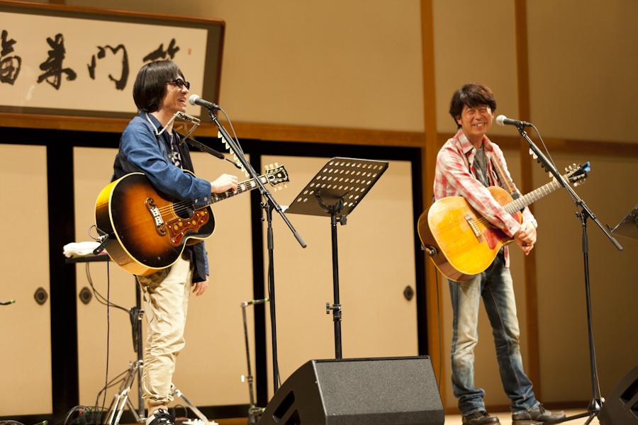 真心ブラザーズ Photo:斎藤明