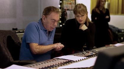 テイラー・スウィフト&アンドリュー・ロイド=ウェバーが新曲を共同制作 映画『キャッツ』劇中歌として披露