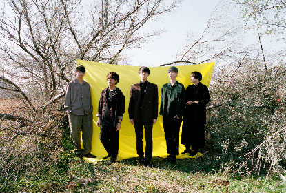 Mellow Youth、シングル「Actor's / Odor」を発売 渋谷WWWでの自主企画『Apple jam #1』の開催も決定