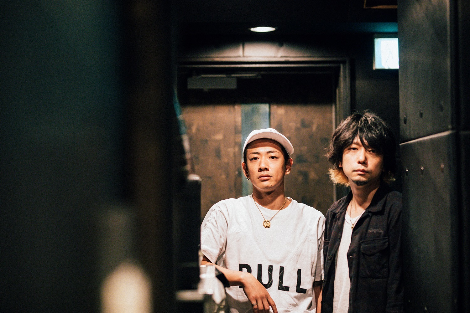 Nothing's Carved In Stone・村松拓、生形真一 撮影=上山陽介