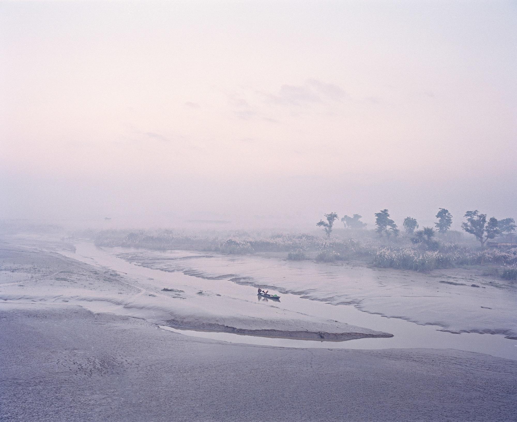 The Crossing, Madhubani, India, 2014 (C)Vasantha Yogananthan