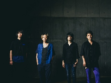 Nothing's Carved In Stone、ワンマンライブ『BEGINNING 2020』の開催が決定