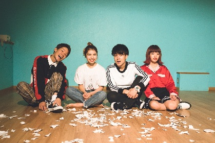 3SET-BOB、新曲「I MY ME」のMV公開 YUSUKE(Gt/Vo)が監督&編集