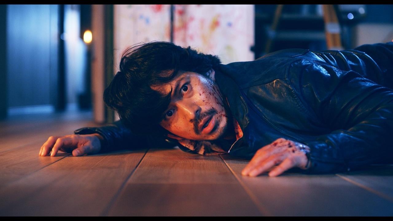 野崎(岡田准一) (C)2018「来る」製作委員会