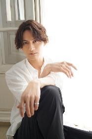 加藤和樹、15周年記念アルバムから先行配信シングル「REbirth」が6/23リリース決定