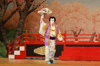 松本幸四郎「止まるのではなく半歩ずつでも前進」~博多座『二月花形歌舞伎』が開幕 舞台写真&オフィシャルレポートが到着