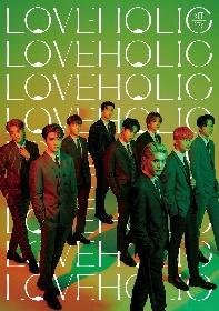 NCT 127、Japan 2ndミニアルバム『LOVEHOLIC』ジャケット写真全種公開
