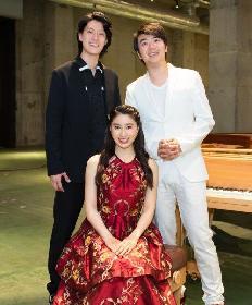 """ピアニスト=ラン・ランが土屋太鳳、""""霜降り明星""""粗品とピアノで共演したミュージック・ビデオが公開"""
