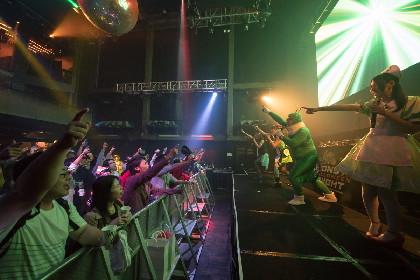 モンストファンが集まってゲームと音楽で盛り上がる 『モンストハロウィンナイト』@東京WOMBレポート