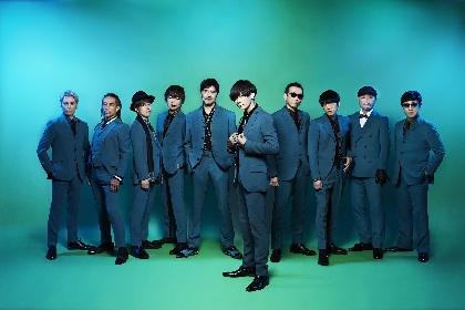 東京スカパラダイスオーケストラが担当する『仮面ライダーセイバー』主題歌のゲストボーカルは川上洋平([Alexandros])、揃いのスーツの新ビジュアルを公開