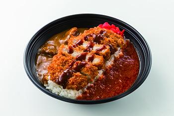 コンビカレー マサラ&ビーフ(税込1,100円)